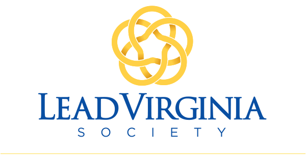 Lead VA Society Badge and logo